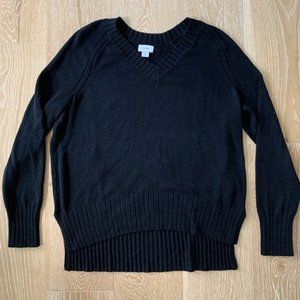 Old Navy Black Pullover Sweater